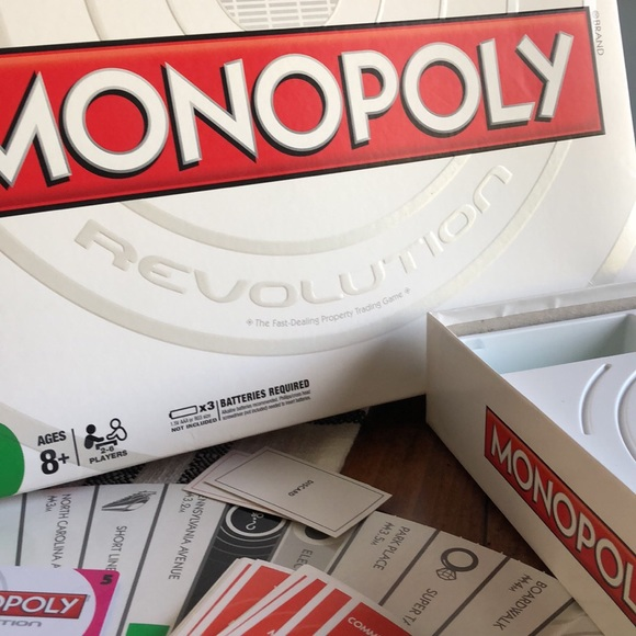 Monopoly Revolution Game